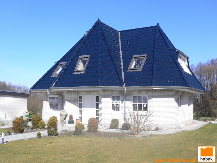 Einfamilienhaus bauen - Deluxe 2000