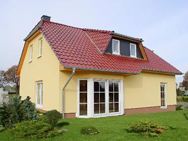 Häufig 1 1/2-geschossiges Haus bauen. Einfamilienhaus 1 1/2 geschossig bauen. AD18