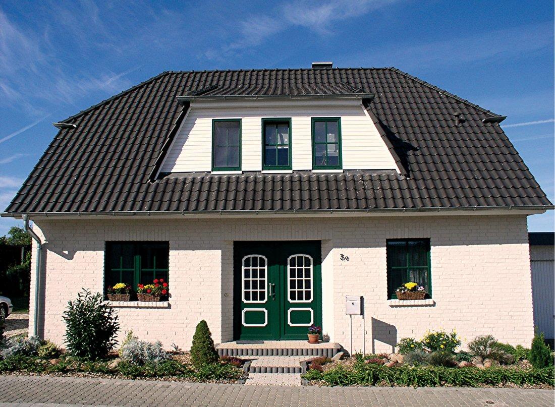 1 1 2 geschossiges Haus bauen Einfamilienhaus 1 1 2