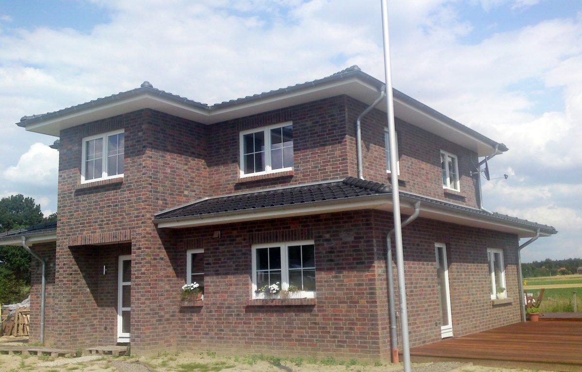 2 geschossiges Haus mit HABAK bauen Einfamilienhaus 2
