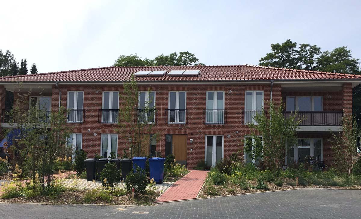 4 WE Mehrfamilienhaus