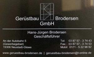 Gerüstbau Brodersen GmbH