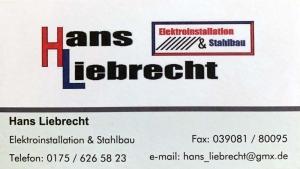 Hans Liebrecht